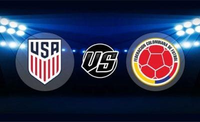 ไฮไลท์ฟุตบอล กระชับมิตร สหรัฐอเมริกา vs โคลอมเบีย 11-10-2018