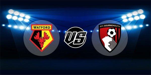 ไฮไลท์ฟุตบอล พรีเมียร์ลีก วัตฟอร์ด vs บอร์นมัธ 6-10-2018