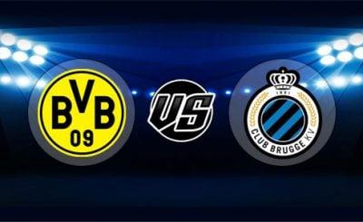 ดูบอลย้อนหลัง ยูฟ่า แชมเปียนส์ลีก ดอร์ทมุนด์ vs คลับบรูช 28-11-2018
