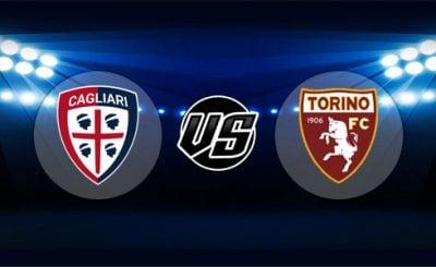 ไฮไลท์ฟุตบอล เซเรียอา อิตาลี กายารี่ vs โตริโน่ 26-11-2018