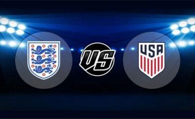 ดูบอลย้อนหลัง กระชับมิตร อังกฤษ vs สหรัฐอเมริกา 15-11-2018