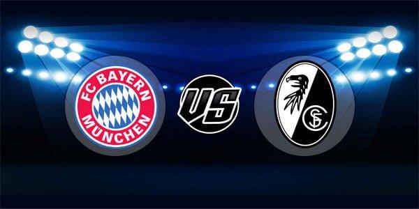 ดูบอลย้อนหลัง บุนเดสลีกา เยอรมัน บาเยิร์น vs ไฟร์บวร์ก 3-11-2018