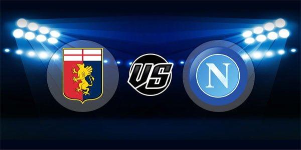 ดูบอลย้อนหลัง เซเรียอา อิตาลี เจนัว vs นาโปลี 10-11-2018