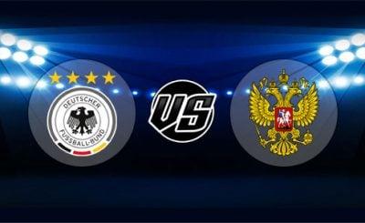 ดูบอลย้อนหลัง กระชับมิตร เยอรมัน vs รัสเซีย 15-11-2018