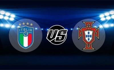 ดูบอลย้อนหลัง ยูฟ่าเนชันส์ลีก อิตาลี vs โปรตุเกส 17-11-2018