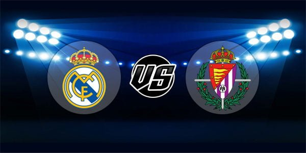 ดูบอลย้อนหลัง ลาลีกา สเปน เรอัลมาดริด vs บายาโดลิด 3-11-2018