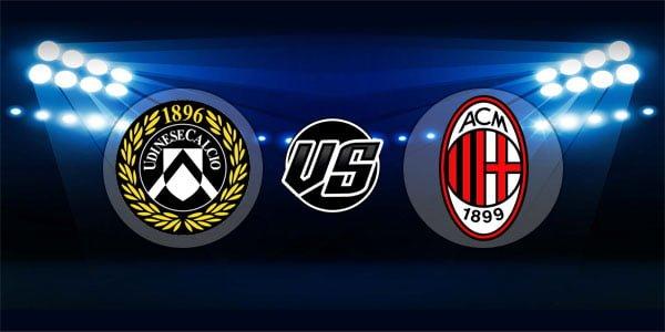 ดูบอลย้อนหลัง เซเรียอา อิตาลี อูดิเนเซ่ vs มิลาน 4-11-2018