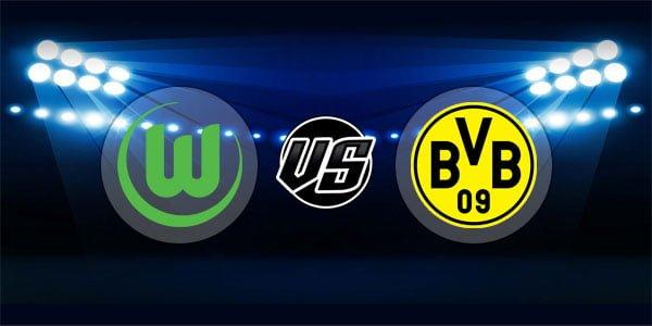 ดูบอลย้อนหลัง บุนเดสลีกา เยอรมัน โวล์ฟสบวร์ก vs ดอร์ทมุนด์ 3-11-2018