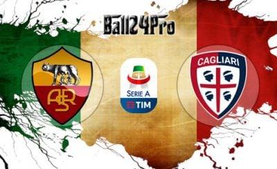 ดูบอลย้อนหลัง เซเรียอา โรมา vs กายารี่ 27-4-2019