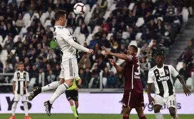 ไฮไลท์ฟุตบอล เซเรียอา ยูเวนตุส 1-1 โตริโน 3-5-2019