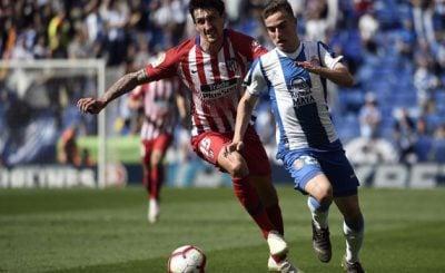 ไฮไลท์ฟุตบอล ลาลีกา เอสปันญ่อล 3-0 แอตเลติโก้ มาดริด 4-5-2019