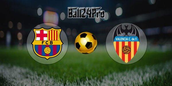 ดูบอลย้อนหลัง โกปาเดลเรย์ บาร์เซโลน่า vs บาเลนเซีย 25-5-2019