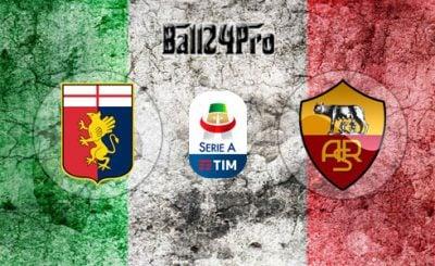 ดูบอลย้อนหลัง เซเรียอา อิตาลี เจนัว vs โรมา 5-5-2019