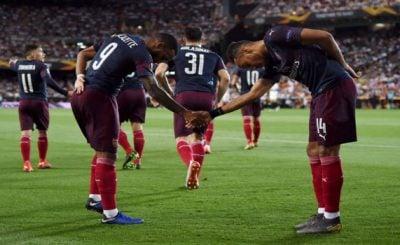 ไฮไลท์ฟุตบอล ยูฟ่า ยูโรปาลีก บาเลนเซีย 2-4 อาร์เซน่อล 9-5-2019