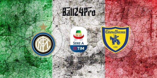 ดูบอลย้อนหลัง เซเรียอา อิตาลี อินเตอร์ vsคิเอโว่ 13-5-2019