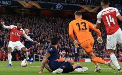 ไฮไลท์ฟุตบอล ยูฟ่า ยูโรปาลีก อาร์เซนอล vs บาเลนเซีย 2-5-2019