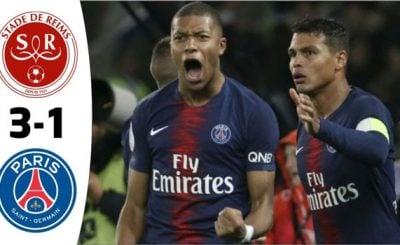 ไฮไลท์ฟุตบอล ลีกเอิง แรนส์ 3-1 ปารีส แซงต์ แชร์กแมง 24-5-2019