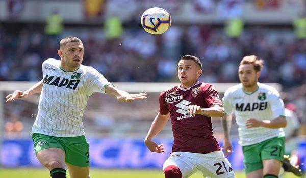 ไฮไลท์ฟุตบอล เซเรียอา โตริโน 3-2 ซาสซูโอโล่ 12-5-2019