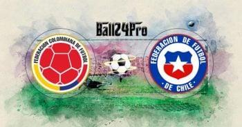 ดูบอลย้อนหลัง โคปา อเมริกา โคลอมเบีย vs ชิลี