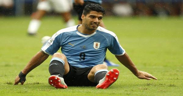 ไฮไลท์ฟุตบอล โคปา อเมริกา อุรุกวัย 0-0 เปรู (4-5)