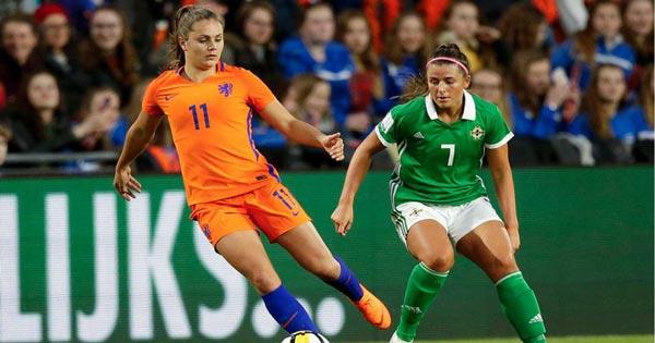 ไฮไลท์ฟุตบอล ฟุตบอลโลกหญิง อิตาลี(ญ) 0-2 เนเธอร์แลนด์(ญ)