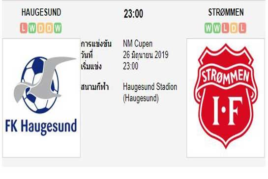 ทีเด็ดฟุตบอล นอร์เวย์ คัพ [D1-8]เฮาเกซุนด์ (-1.5) สตรอมเมน[AL-14]