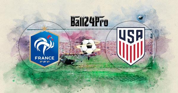 ดูบอลย้อนหลัง ฟุตบอลโลกหญิง ฝรั่งเศส(ญ) 1-2 สหรัฐอเมริกา(ญ)