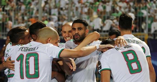 ไฮไลท์ฟุตบอล แอฟริกา คัพ แอลจีเรีย 3-0 กินี