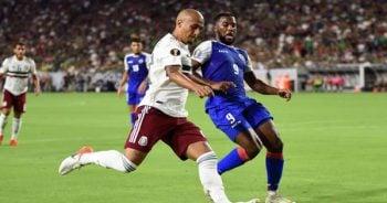 ไฮไลท์ฟุตบอล โกลด์คัพ เฮติ 0-1 เม็กซิโก