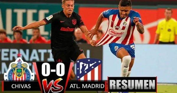 ไฮไลท์ฟุตบอล ไอซีซีคัพ 2019 กวาดาลาฮารา 0-0 แอตฯมาดริด (4-5)