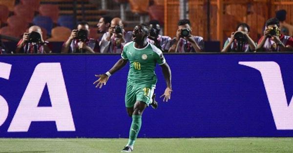 ไฮไลท์ฟุตบอล แอฟริกา คัพ เซเนกัล 1-0 เบนิน