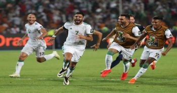 ไฮไลท์ฟุตบอล แอฟริกา คัพ เซเนกัล 0-1 แอลจีเรีย