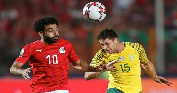 ไฮไลท์ฟุตบอล แอฟริกา คัพ อียิปต์ 0-1 แอฟริกาใต้