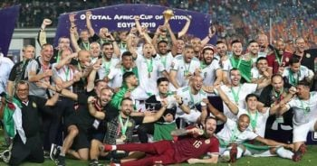 แอลจีเรียได้ลูกเฮงนำชัยเหนือเซเนกัล ผงาดแชมป์แอฟริกัน เนชันส์ คัพ สมัยที่ 2