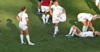ไฮไลท์ฟุตบอล ฟุตบอลโลกหญิง 2019 อังกฤษ 1-2 สวีเดน