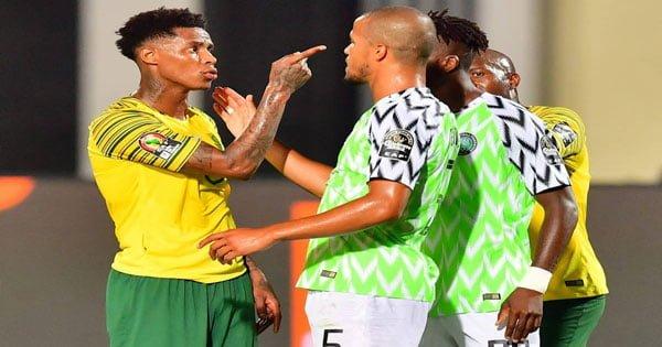 ไฮไลท์ฟุตบอล แอฟริกา คัพ ไนจีเรีย 2-1 แอฟริกาใต้