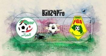 ดูบอลย้อนหลัง แอฟริกา คัพ แอลจีเรีย vs กินี