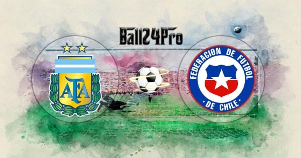 ดูบอลย้อนหลัง โคปา อเมริกา อาร์เจนตินา vs ชิลี