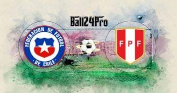 ดูบอลย้อนหลัง โคปา อเมริกา ชิลี vs เปรู