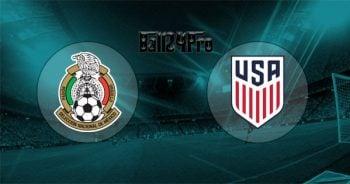ดูบอลย้อนหลัง โกลด์คัพ เม็กซิโก vs สหรัฐ