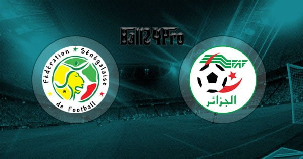 ดูบอลย้อนหลัง แอฟริกา คัพ เซเนกัล vs แอลจีเรีย