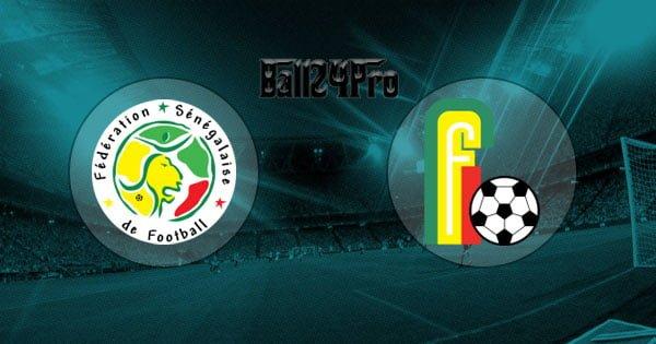 ดูบอลย้อนหลัง แอฟริกา คัพ เซเนกัล vs เบนิน