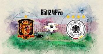 ดูบอลย้อนหลัง ชิงแชมป์ยุโรป U21 สเปน vs เยอรมนี