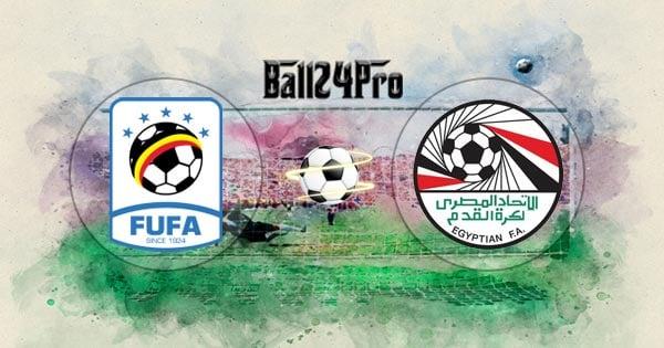 ดูบอลย้อนหลัง แอฟริกา คัพ ยูกันดา vs อียิปต์