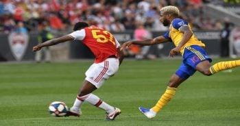 ไฮไลท์ฟุตบอล กระชับมิตร โคโลราโดราปิดส์ 0-3 อาร์เซนอล