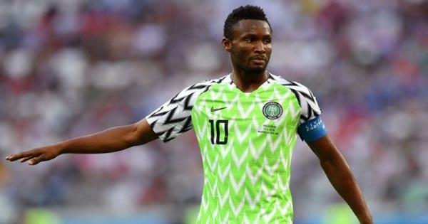 ส่งต่อรุ่นหลัง! มิเกล ประกาศอำลาทีมชาติไนจีเรียแล้วด้วยวัย 32 ปี