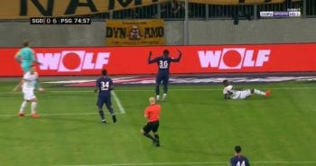 ไฮไลท์ฟุตบอล กระชับมิตร ดินาโม เดรสเดน 1-6 ปารีส แซงต์ แชร์กแมง