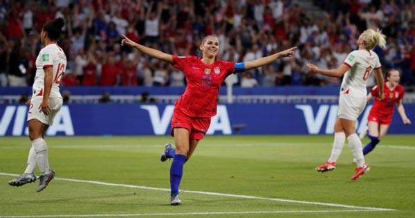 ประธานฟีฟ่าแย้ม ฟุตบอลโลกหญิง เพิ่มทีมรอบสุดท้าย-เบิ้ลเงินรางวัล