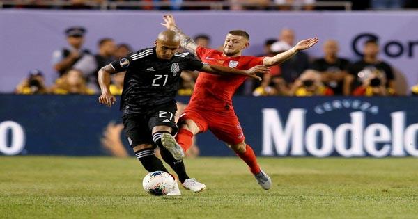 ไฮไลท์ฟุตบอล โกลด์คัพ เม็กซิโก 1-0 สหรัฐ
