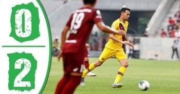 ไฮไลท์ฟุตบอล กระชับมิตร วิสเซล โกเบ 0-2 บาร์เซโลน่า